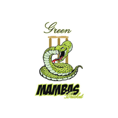 Green Mambas CC 1st