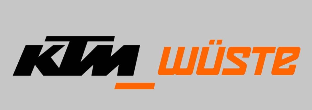 KTM Wuste